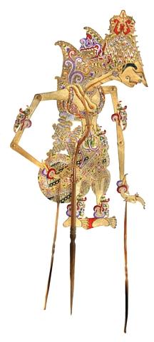 Wayang Kulit Rama